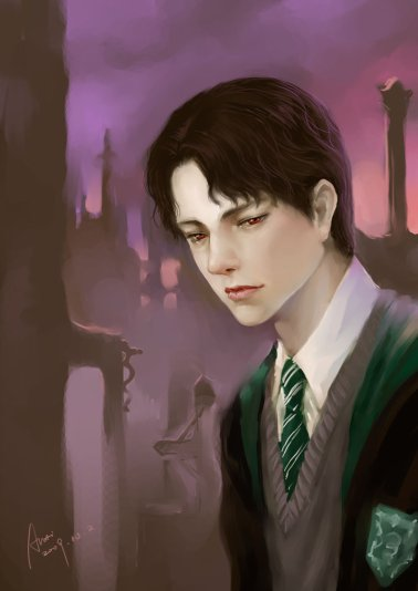 Tom Riddle (again)