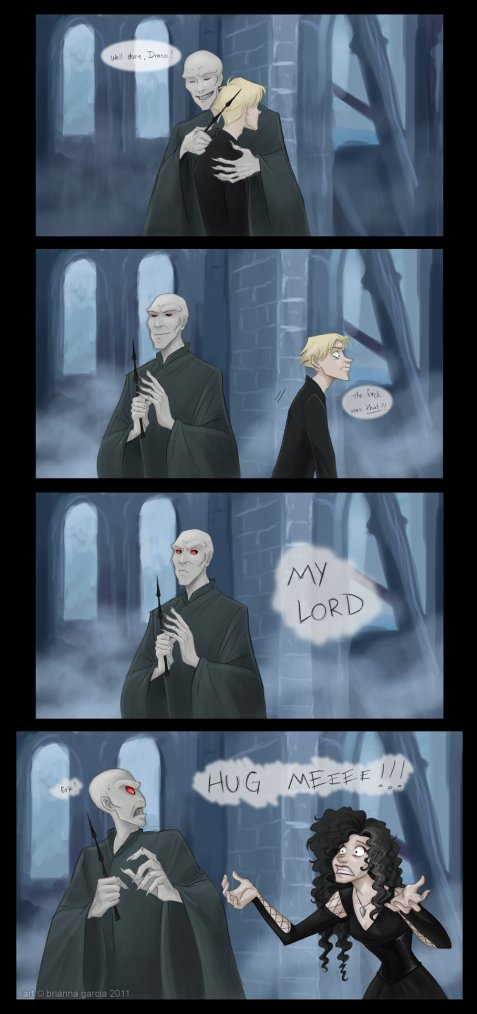 Humour HP