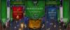 Résultats de la toute première Coupe des Quatre Maisons de Pottermore !