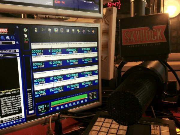 Radio libre de Difool de 21h-00h
