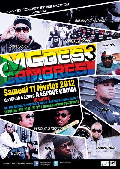 MC DES COMORES 3