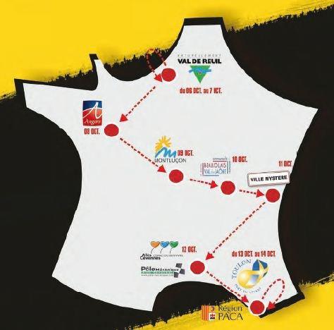 parcours 2012