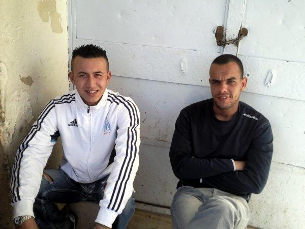 mahdi chayout & rezzak boujem3a