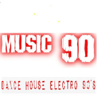 Music90 Dance House Electro 1990 90s