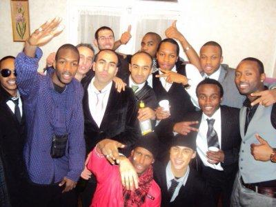 MY BOYZ IN FRANCE  (D.C.G A.K.A DARK CORRUPTION GANG)