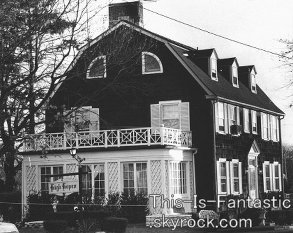 Article 5 : Amityville, la Maison du Diable.