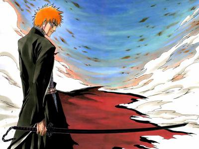Ichigo Kurosaki un Humain au pouvoir de Shinigami