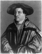 Dossier sur Hans Holbein Le Jeune.