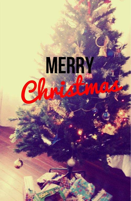Joyeux Noël <3