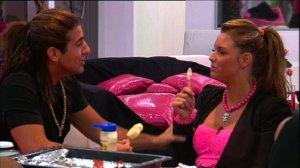 Rudy et Aurélie dans la Love Room