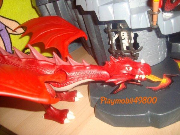 Château des Dragons Rouge n°4835