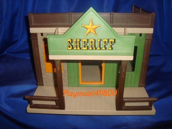 la maison du sheriff qui à bien vécu et qui tien encore debout lol je l'aime tellement cette maison du sheriff que je conte cherche tout ce que j'ai perdu dans mon enfance pour la re-compléte a nouveau