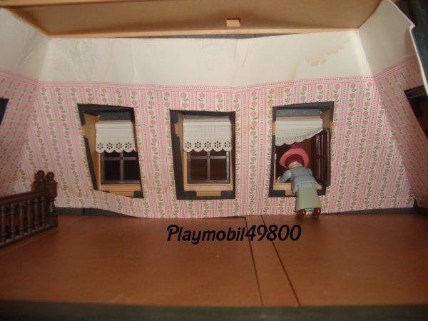 Maison victorienne 1900 n°5300