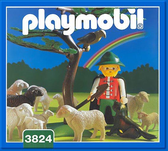 Berger et c'est 2 mouton et oui les loups on mangé les autre lol  N°3824