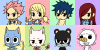 personnage fairy tail