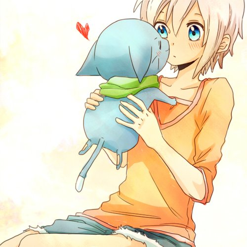 lisanna et happy
