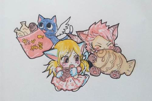 fairy tail chat