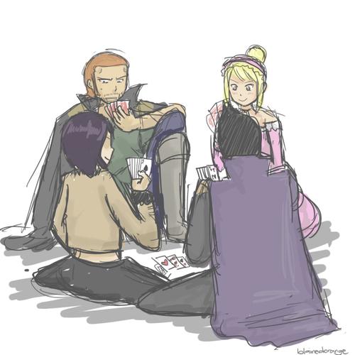 la reunion des parents