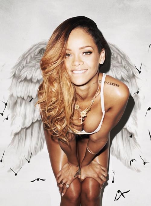 Mais t'étais juste trop belle, t'avais tout d'un ange, manquais juste les ailes.