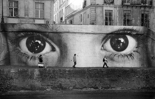 Le regard est porteur de sens, beaucoup plus que les mots...