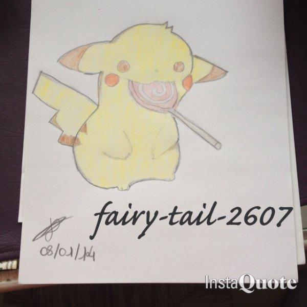 Aucun rapport avec fairy tail.!