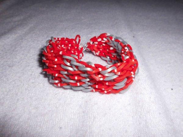 bracelets prénoms en élastique