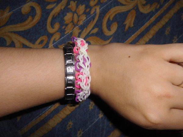 bracelets en élastique