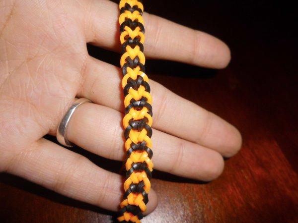 bracelet victoria en élastique