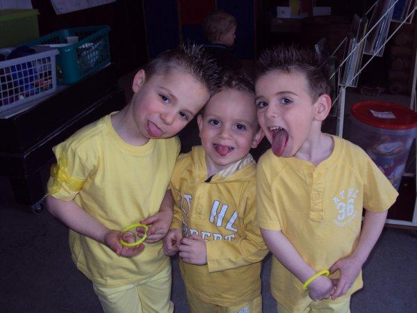 Ryan, Benjamin et Alexis