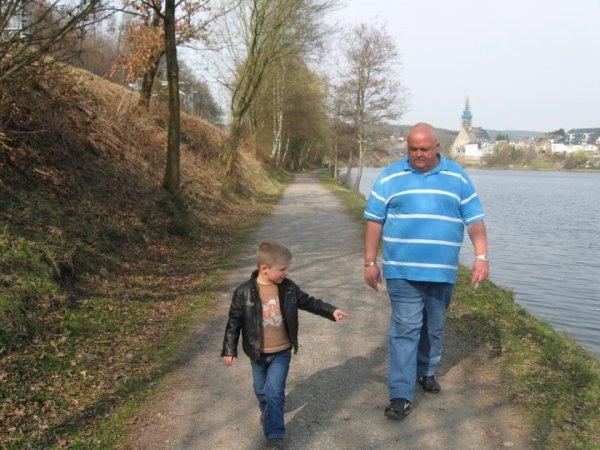 Ryan et Baboun a Vielsam