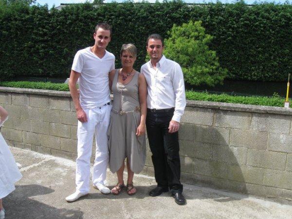 Première communion d'Océane 8 mai 2011