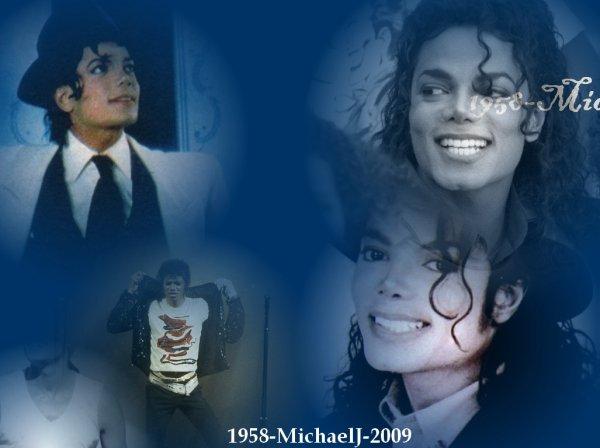 Bienvenue sur 1958-MichaelJ-2009.