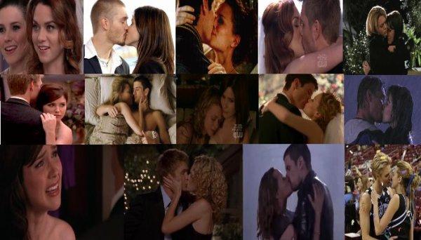 J'aurais pleuré de la saison 1 à 9. Une série qui aura duré toute mon adolescence. Juste inoubliable ♥
