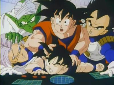 Trunks piccolo sangoku sangohan et v g ta dragon ball z - Sangoku sangohan ...
