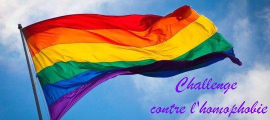 Challenge contre l'homophobie