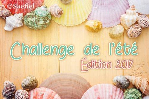 Challenge de l'été 2017