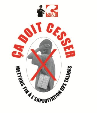 """REJOIGNEZ LE COLLECTIF """"CA DOIT CESSER"""" CONTRE LA MENDICITE DES ENFANT DANS LA RUE"""