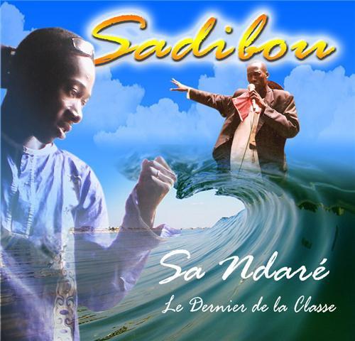 sadibou le chanteur humoriste