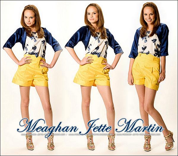 . Bienvenue sur M-J-M, ta source pour suivre l'actu' de Meaghan Martin !.