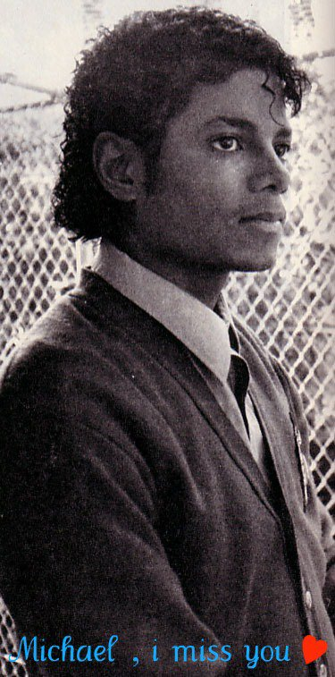 » Michael Jackson » Biographie