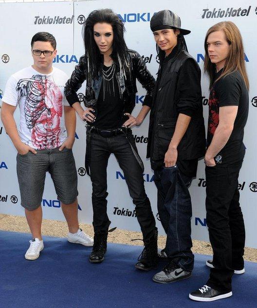 les meilleurs au monde (Tokio Hotel)