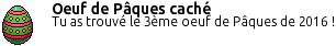 Badge L'échappée Belle - Niveau 3