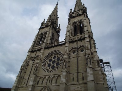 Cathédrale à Moulins (03)