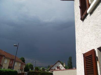 saison 2011-2012 des orages