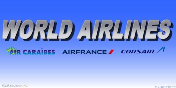 World Airlines Compagnie Virtuelle