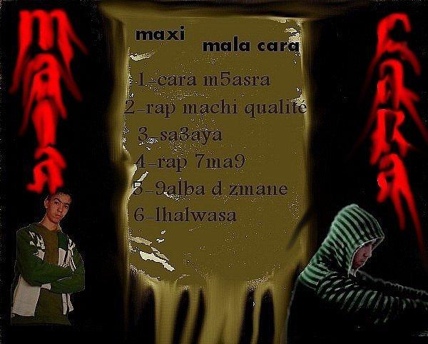 """1 premier maxi solo de matador """"MALA CARA"""" 2008"""