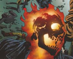 Marvels Zombies ghost riders
