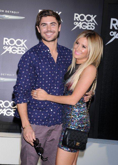 Ashley Tisdale et Zac Efron : Un duo plein de charme toujours aussi complice...