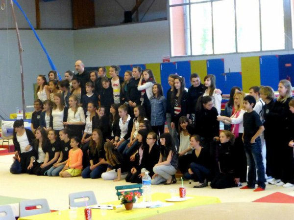 350 enfants en évaluation interne ! un vrai succés !
