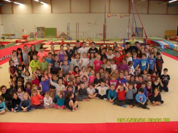 90 enfants par jour à Atout Sport avec la ville de Quimper